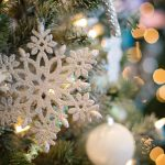 Christmas home staging